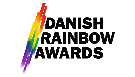 Logo Danish Rainbow Award